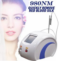 Luci chirurgiche online-trattamento di vene varicose diodi di rimozione delle vene vascolari 980 vene varicose trattamento non chirurgico macchina laser a diodi