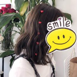 Creare 101 con la stessa perla invisibile per capelli clip di capelli intrecciati amore capelli corda fata parrucca pezzo cuore ragazza da
