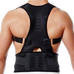 Shop Magnetic Posture Support Corrector Back Belt UK