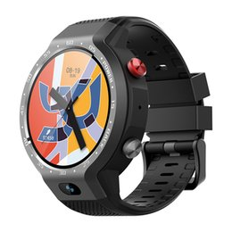gps wifi smart watch Coupons - Z30 Dual System 4G Smart Watch phone Android 7.1 5MP Front Camera 600Mah Support GPS WIFI Heart Rate Smartwatch PK LEM9
