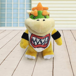 Jogos grátis 24 on-line-24 cm super mario bowser / koopa son brinquedos de pelúcia mario brinquedos de pelúcia melhor presente boneca lol frete grátis