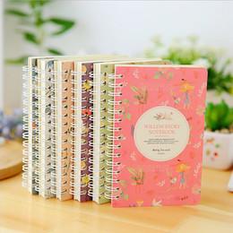 """Vente chaude 6pcs / Lot """"Willow Story"""" spirale livre de notes livre carnet de croquis journal journal bloc-notes ? partir de fabricateur"""