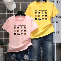 9b7ab245ed2 Distribuidores de descuento Camiseta Estilo Mujer Casual