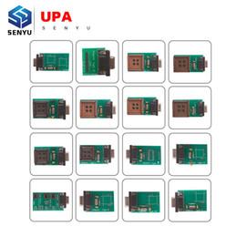 Argentina Alta calidad UPA-USB UPAUSB UPA programador USB con adaptadores completos para ECU Chip Tunning OBD2 herramienta de diagnóstico Suministro