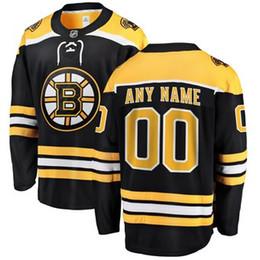 remiendos al por mayor de la camisa del niño Rebajas David Pastrnak Jersey de hockey nhl Boston Bruins Tuukka Rask Cam Neely Kevan Miller camisetas de hockey vintage camisetas de fábrica baratas mujeres niños AD