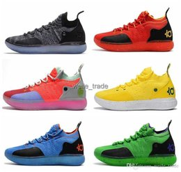 7096b4673509 Kd Cheap 11 Ep Elite Basketball Shoes Kd 11s Men Multicolor Peach Jam Mens  Doernbecher Trainers Kevin Durant 10 Eybl All-star Bhm Sneakers