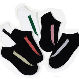 herrenmode socken Rabatt Großhandel Mode Kanye Männer Frauen Socken Socken Herren-Basketball-Sport-Socken 10 Paare / Los Freie Größe