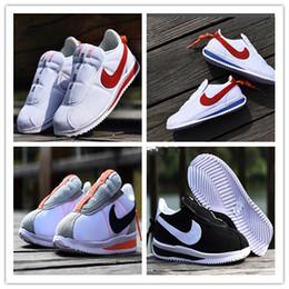 2019 fora do núcleo Nike cortetti kenny iv core juventude sapatos de corrida criança sneakers shoes air run out porta calçados esportivos tamanho 26-35 desconto fora do núcleo