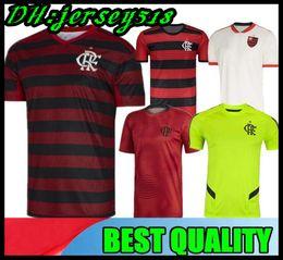 d9668a581f1 19 20 Chandal Flamengo Soccer Jersey 2019 Brasil Flamenco Flamenco Casa Rojo  Negro Deportes Camisetas De Fútbol DIEGO CONCA Por Ruohan518