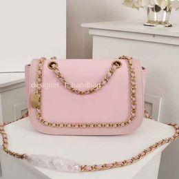 Concepteur de sac à main en cuir tissé en Ligne-2019 nouveau cuir couture Messenger sac célèbre designer sac à main chaîne de la mode tissé or boucle sac à bandoulière