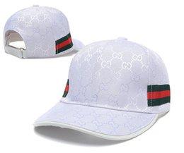 2019 cappelli da skate all'ingrosso Berretti da baseball regolabili all'ingrosso-più venduti Cappello da sole estivo Uomo Donna Stilista Cappellini snapback Pesca Cappelli da visiera da golf cappelli da skate all'ingrosso economici