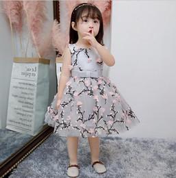 Canada Glitz Enfants Bébé Fille Robe Princesse Robe De Bal Arc Ceinture Baptême Robe Infantile Anniversaire De Mariage Fête De Baptême Robe cheap infant glitz gowns Offre