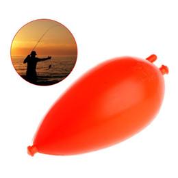 Argentina Flotador de pesca Bobber Forma plástica Oval Ubicada Alta Flotabilidad flotante Boya Tackle de roscado ambiental Accesorio profesional cheap plastic buoy Suministro