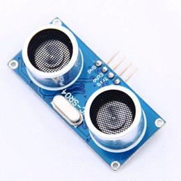 2019 venta caliente ultrasónica del módulo HC -Sr04 de medición de distancia del envío del transductor mejor sensor de Arduino gratuito desde fabricantes