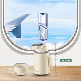 Electric Kettle 260ml USB Water Heating
