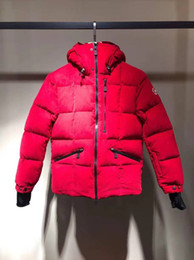 Discount men goose down ski jackets - 2019 Italy top brand mens warm skiing  Moncler1 down 1ce88f3d7