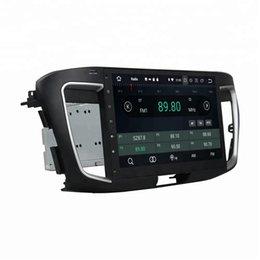 2019 navegación pantalla táctil coche audio 1024 * 600 HD 4GB RAM 64GB ROM 2 din. 10.1