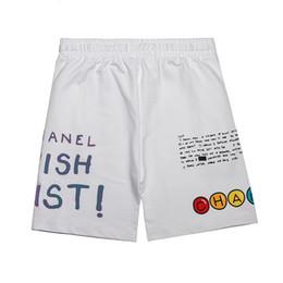 2019 boxers de tecido Tecido de secagem rápida dos homens solta Beach Pants Tendência Seaside Holiday Casual tamanho grande Boxer Shorts Respirável E Refrescante Troncos de Natação boxers de tecido barato