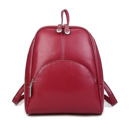 676580f00c5d Discount new style college bags for girls - 2019 New Women Backpack School Bag  Pu Vintage