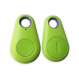 Gps de água do telefone móvel on-line-2019 hot Criança two-way alarme anti-lost dispositivo gotas de água Bluetooth anti-lost telefone celular anti-roubo pet localizador mini gps car tracker