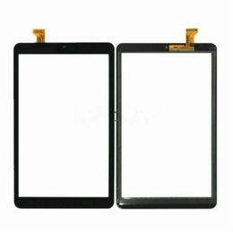 Digitalizador de pantalla táctil para Samsung Galaxy Tab A 8.0 2018 T387 T387V Reemplazo de tableta Conjunto negro Expreso gratis desde fabricantes