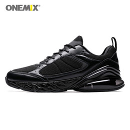 2020 кроссовки onemix Onemix Running Shoes for Women Black White Mesh Soft Midsole Air Cushioning Women Sneaker Max 47 Plus 12.5 Walking Trainers1515 дешево кроссовки onemix