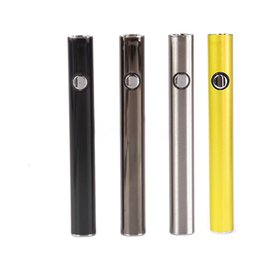 2019 e max elektronische zigarette E-Zigarette Amigo Max Vape Pen Vorheizen des Akkus 510 Gewinde 380 mah Spannungsunterseite mit USB Charge Electronic Cigarettes Vaporizer Pen günstig e max elektronische zigarette