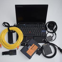 x201 ordinateur portable! (i7,8g) installé en 2019.3v ista pour l'outil de diagnostic de programmation bmw icom a2 + b + c 3 en 1, garantie d'un an ? partir de fabricateur