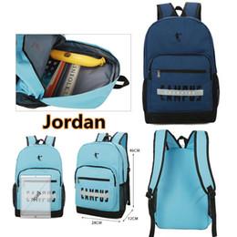 3481244edaf2 стильные мужские дорожные сумки Скидка New air Jordam Рюкзак Для Школьных  Сумок Стильные сумки Jordam AJ