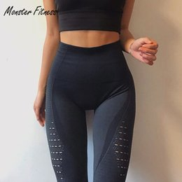 508a573dfe9 Super Stretchy Gym Tights Energy Seamless Tummy Control Yoga Pants High  Waist Sport Leggings Purple Running Pants Women