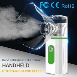 High Quality Best Selling CE FDA Approved Inhaler ultrasonic nebulizer machine portable Factory price Handheld mesh nebulizer