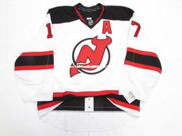 68d234187 Cheap custom ILYA KOVALCHUK NEW JERSEY DEVILS AWAY JERSEY stitch add any  number any name Mens Hockey Jersey XS-6XL