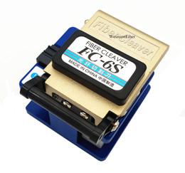 Free Shiping FC-6S оптический Кливер Precision Кливер электрический режущий инструмент в магазине Fiber инструмент от