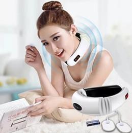 Masseur de cou électrique Impulse Vertèbre cervicale Massage à impulsions Acupuncture physiothérapeutique ? partir de fabricateur