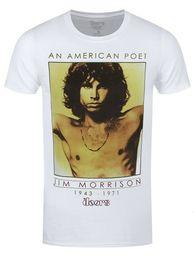 Canada Les portes t-shirt American Poet style tshirt blanc style masculin Tees shirt personnalisé jersey t-shirt à capuche hip hop Offre