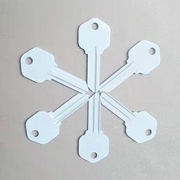 Kapının için benzersiz sublimatable ev anahtarı boş kişiselleştirilmiş görüntü veya metinlerle baskı ısı basıma hazır kilidi nereden