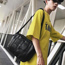 2019 borse coreane Nuova versione coreana per il tempo libero della borsa a tracolla obliqua di tendenza a tracolla singola sconti borse coreane