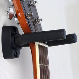 Supporto per chitarra durevole Supporto per chitarra Supporto a muro Supporto per chitarra gancio per chitarra basso Ukulele Accessori per strumenti a corda da