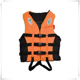 2019 braccialetto salvagente Swimming Life Jacket Snorkeling Adult Vest Lifesaving Boating Foam Aid Sailing Save Security Swimming Boating Sailing Vest And Whistle