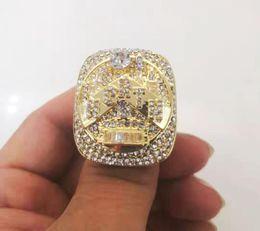 nuova tecnologia per i telefoni Sconti 2019 Autorità Campionato Raptors uomini gioielli anello Fans colleziona souvenir MVP Leonard Lowry Anello Size 6-15