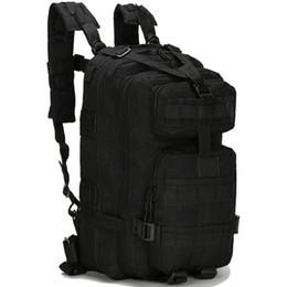 2019 paquete de eslinga impermeable Asalto militar táctica mochila Molle paquete impermeable Ejército honda bolso de la mochila de excursión al aire libre de caza que acampa de nylon 1000D rebajas paquete de eslinga impermeable