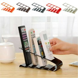 vcr remote controls Coupons - Desktop Phone VCR DVD TV Step Remote Control Holder Storage Rack Home Organizer