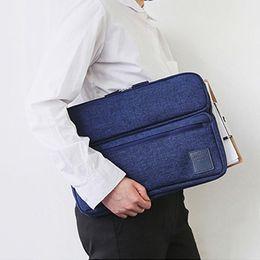 Yetideo Ultrathin Computador Laptop Sleeve Bag Ultrathin Para Homens Mulheres Capa Caso Maleta 12 Polegada Notebook Bag cheap women briefcase laptop bags de Fornecedores de malas para mulheres malas para laptop