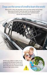 Recinzione di sicurezza per finestra per animali domestici da
