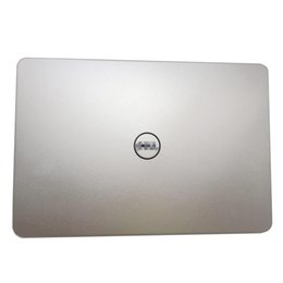 Genuine Laptop LCD Rear Lid For DELL Inspiron 15 7537 Silver 07K2ND  60.47L03.002 Touch Screen Model Top Case Back Cover Shell 305e4e9b85958