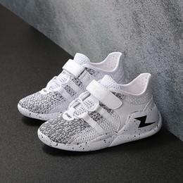 ef568360 pisos blancos para niños Rebajas 2019 Nueva moda de verano Zapatos  deportivos para niños Casual Niños
