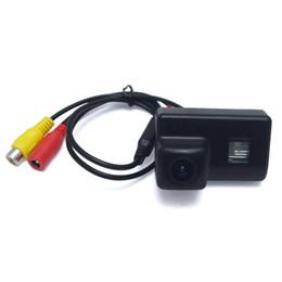 LEEWA especial carro retrovisor inverter câmera de estacionamento para Peugeot 206 (2D / 4D) / 207 (2D / 4D) / 306 5D / 307 (4D / 5D) ... # 4971 de Fornecedores de câmera peugeot