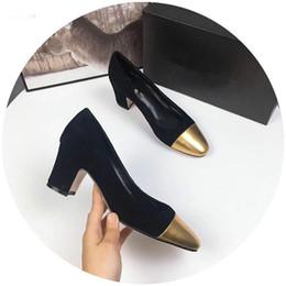 Классические женские туфли с острым носом кожаные туфли женские сандалии из твида Бежевые жемчужные туфли на каблуках 8 цветов Туфли на высоком каблуке Свадебная обувь 7282 supplier beige pointed heels от Поставщики бежевые каблуки