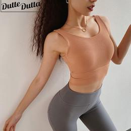 d40a524a86158 High Impact Sports Bra for Women Padded Push Up Yoga Bra Sexy Gym Fitness  Sport Tops Wireless Underwear Crop Top Women Sportwear sexy men bras deals