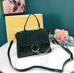 Klasik Chloe gerçek deri çanta kılıf omuz çantaları KADIN haberci çantası crossbody çantası nereden brogue oxford elbise ayakkabıları tedarikçiler